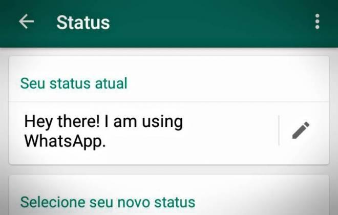 Whatsapp Prepara Volta Da Antiga Versão Dos Status Fábio Sakamoto