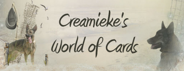 Creamieke's world of cards