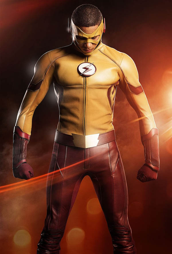 Wally West Kid Flash CW