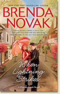 Guest Review: When Lightning Strikes by Brenda Novak