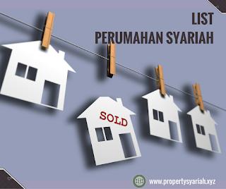 List Perumahan Syariah se-Indonesia