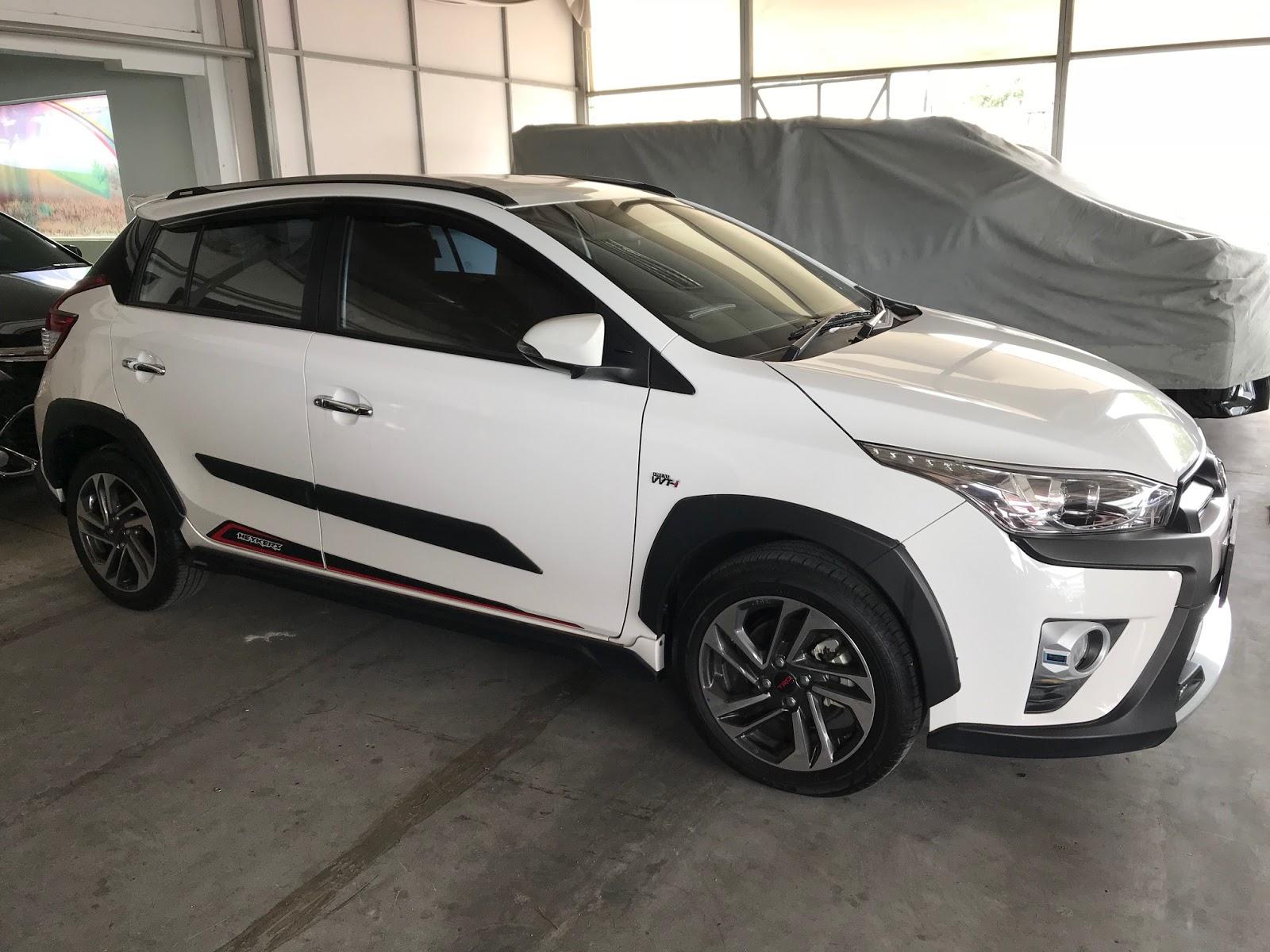 Toyota Yaris Trd Heykers Kekurangan All New Foto Pekanbaru