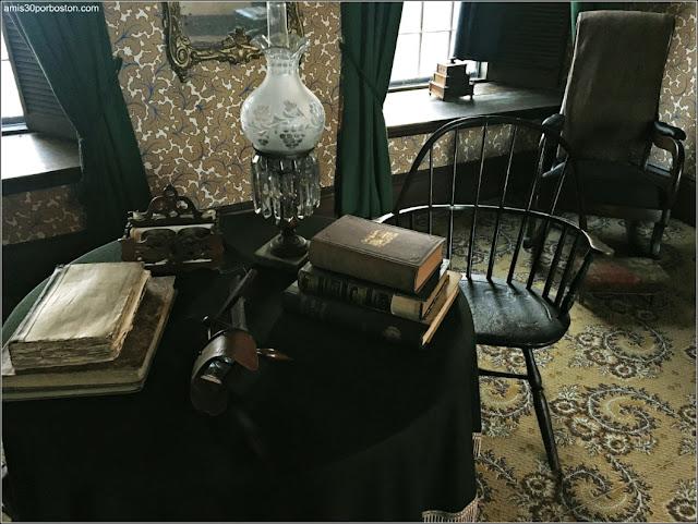 Spencer Peirce Little Farm House