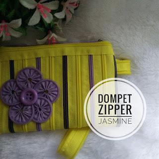 Dompet Resleting Jasmin 013