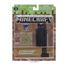 Minecraft Series 4 Enderman Overworld Figure