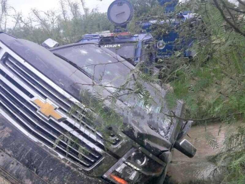 Enfrentamiento deja 5  delincuentes muertos en Reynosa