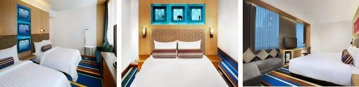 Aloft Bangkok Sukhumvit 11 Hotel