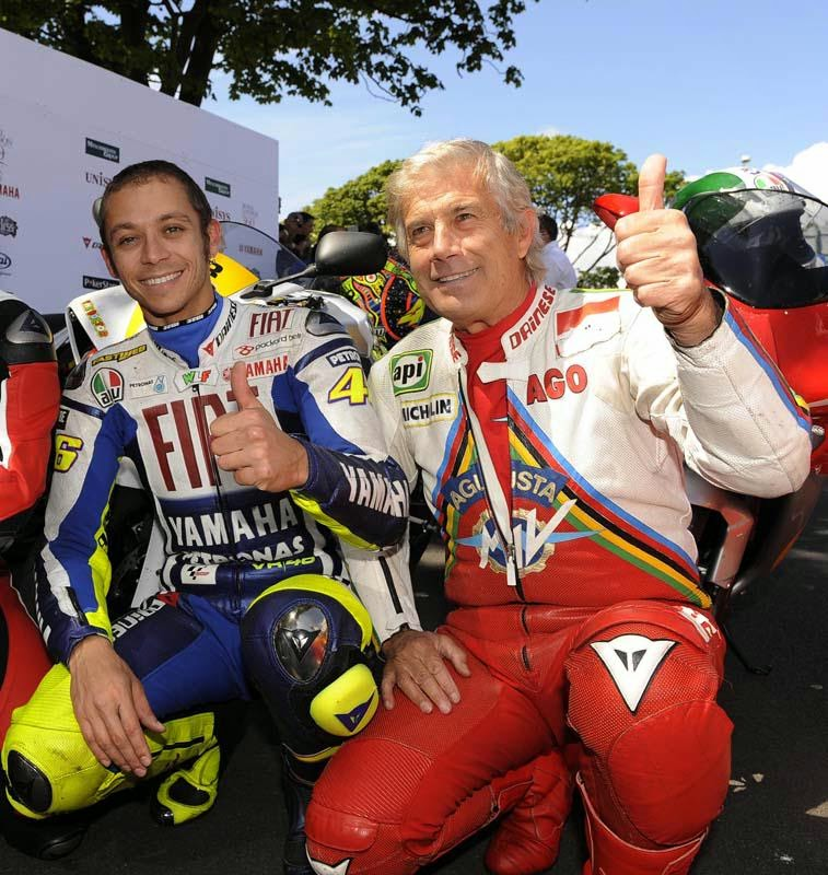 Daftar Peraih Gelar Juara Dunia MotoGP