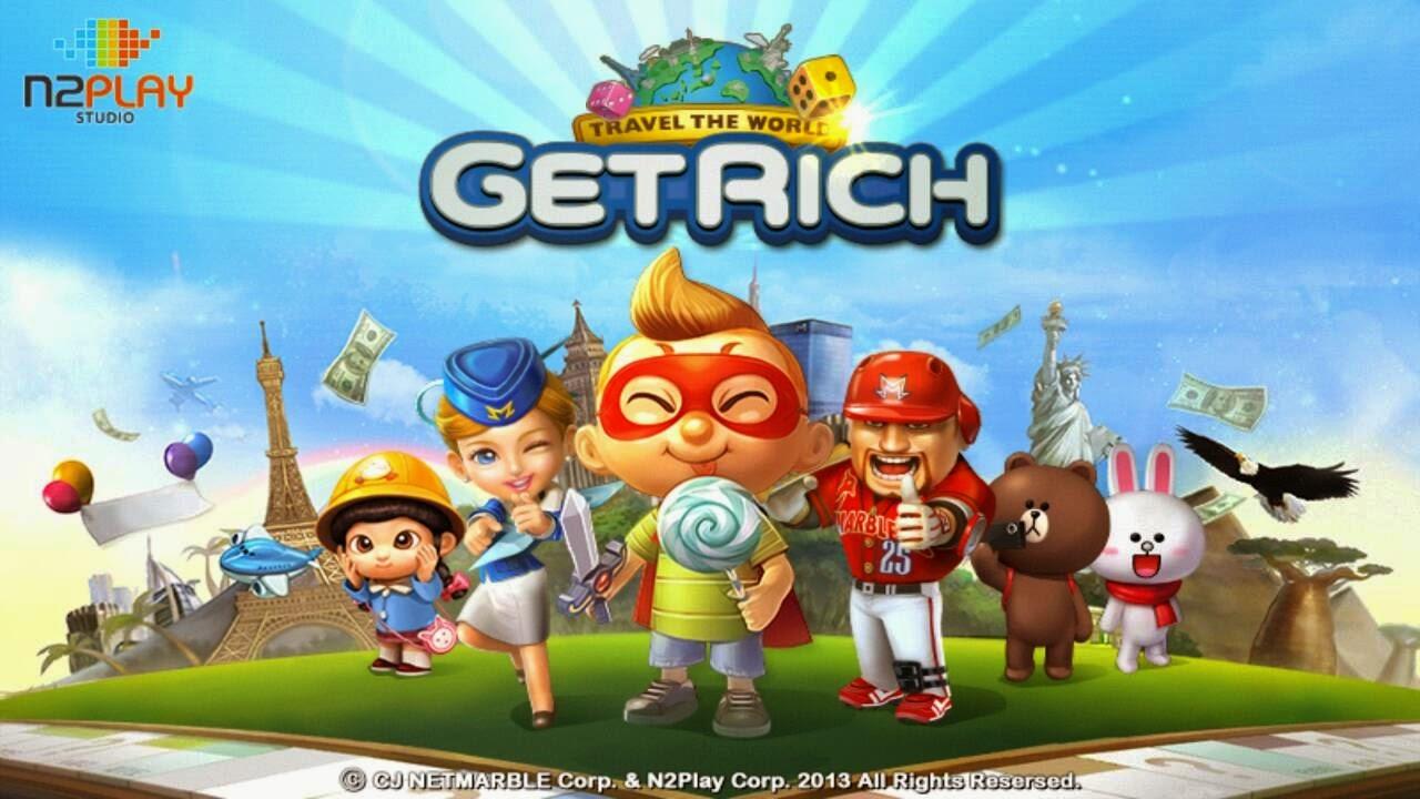 foto line let's get rich