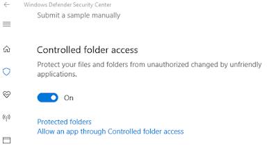 Lindungi Data dari Ancaman Ransomware dengan Windows Defender