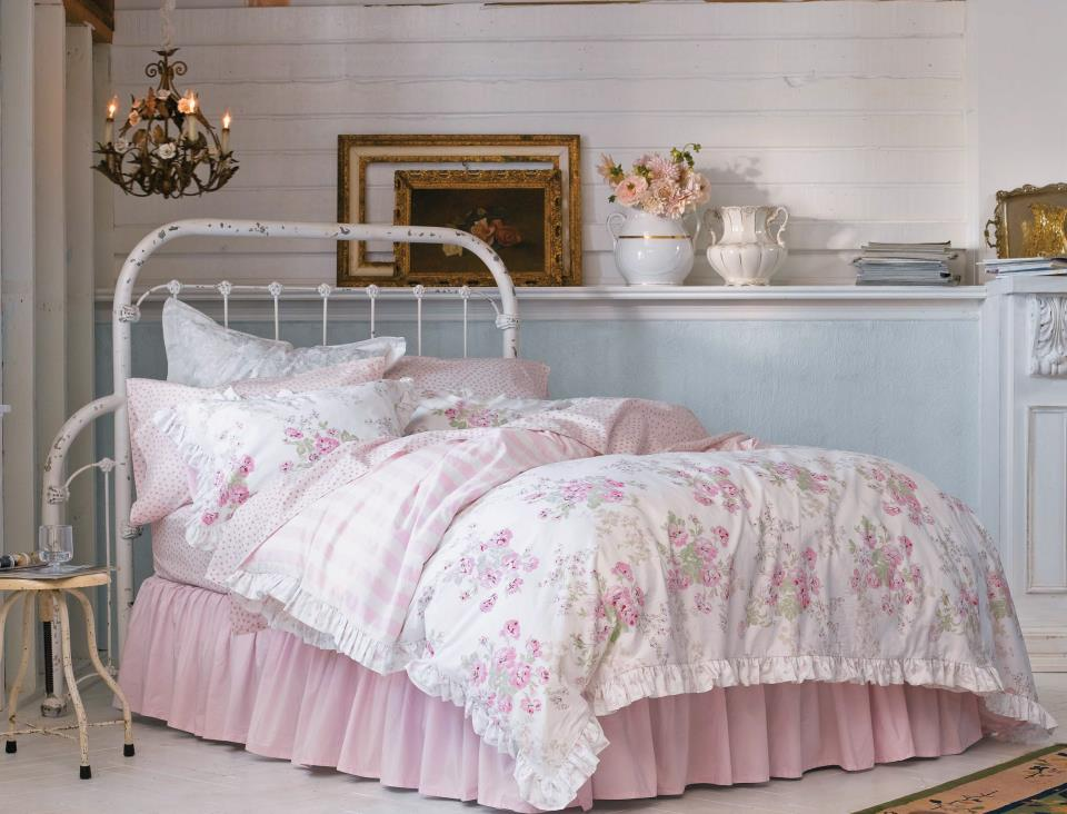 Rosecottageandangels: New Season, New Ideas For My Bedroom
