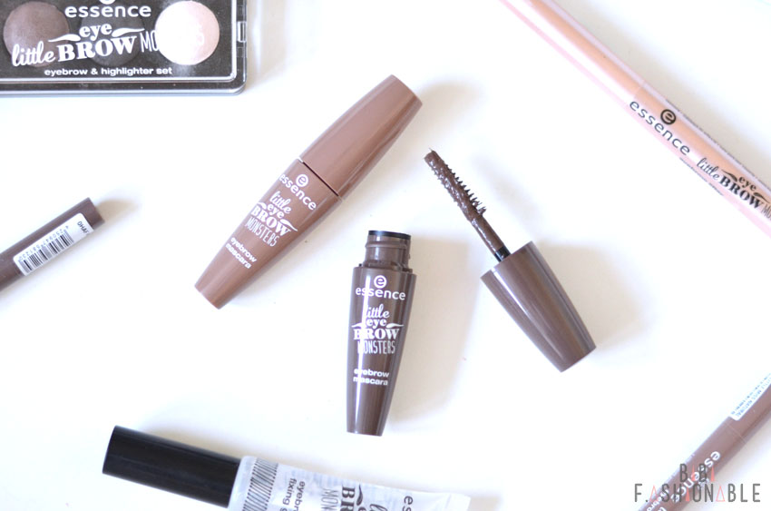 essence little eyebrow monsters eyebrow mascara