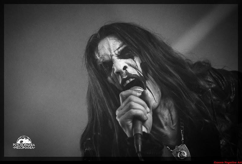 Carach Angren @Hellfest 2015, Clisson 21/06/2015