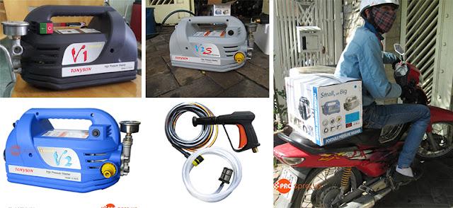 Máy bơm rửa áp lực dùng trong gia đình Tonyson V-Series