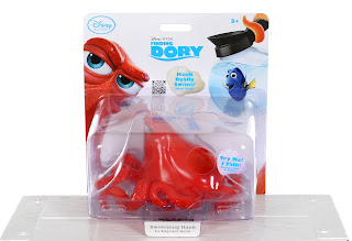 disney finding dory swimming hank figure