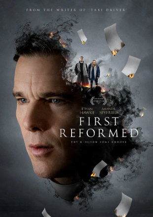 First Reformed 2017 BRRip 720p Dual Audio In Hindi English