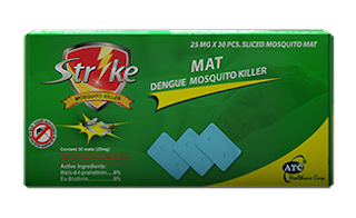 strike mat