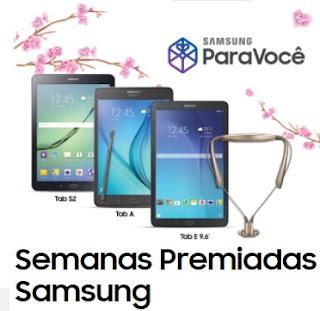 Cadastrar Promoção Samsung 2017 Ganhar um Fone de Ouvido