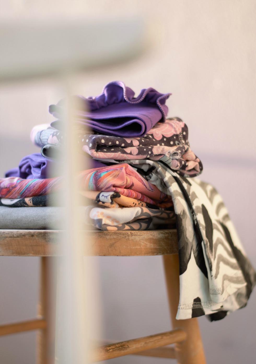trikoovaatteiden ompelu