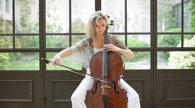 Rubato prezioso violoncello italiano del '700 a Parigi
