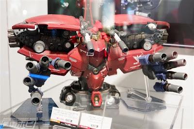 The Robot Spirits SIDE MS Sinanju Final Battle Set Feat Neo Zeong.