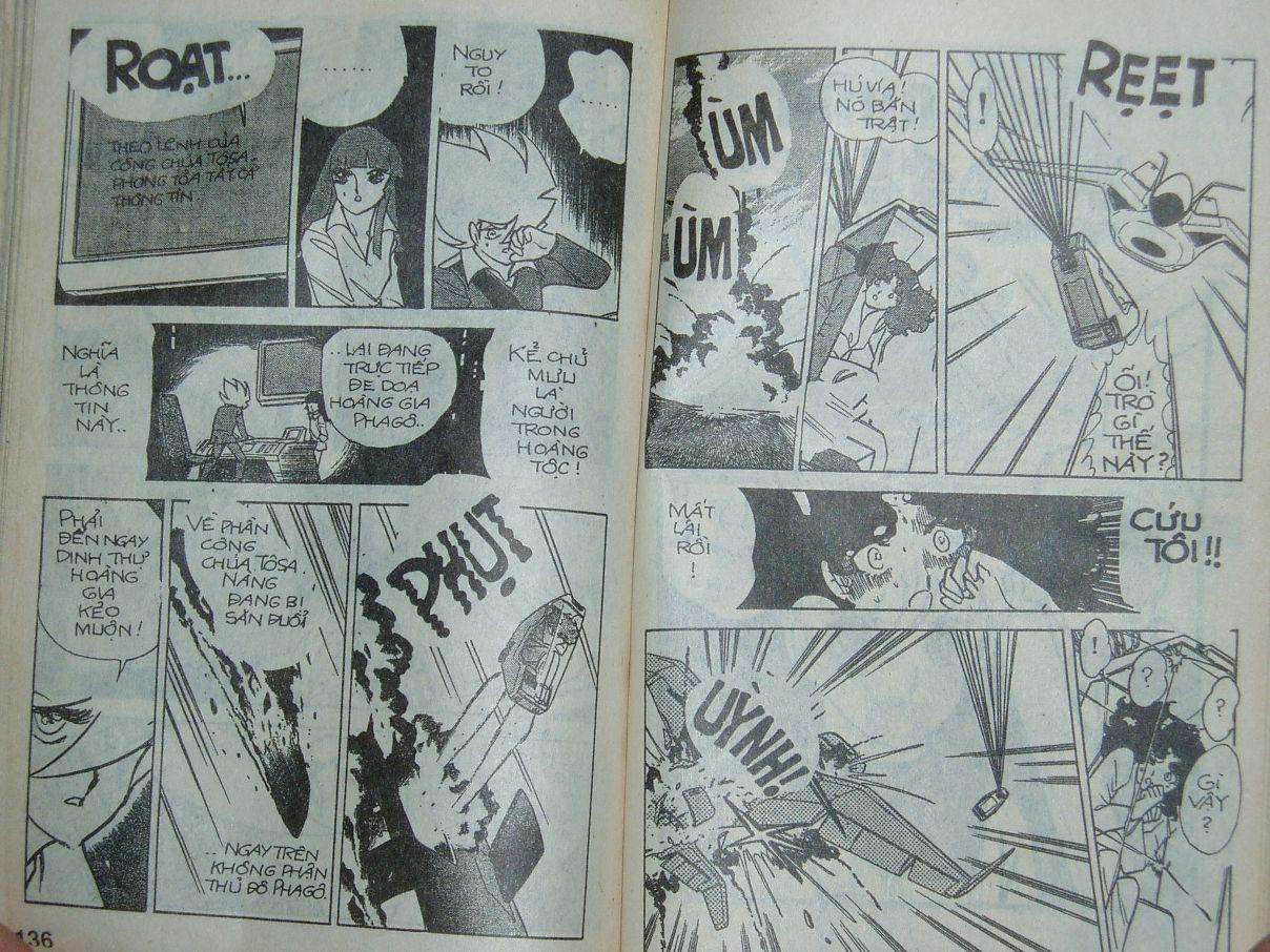 Siêu nhân Locke vol 12 trang 67