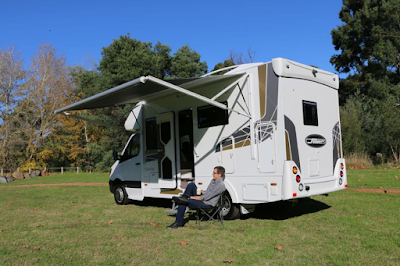 Mercedes Sprinter based motorhome for those who appreciate style as much as substance.caravane