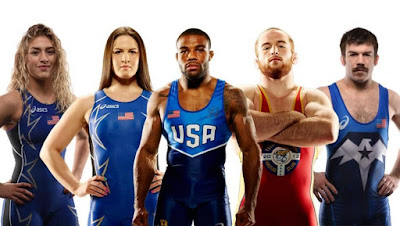 Wrestling Olympics 2016 live streaming