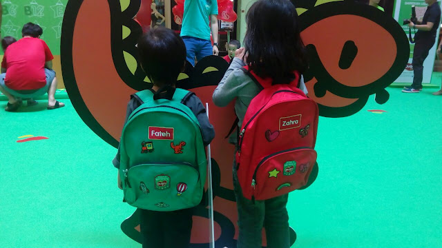Dugro, Dumex Danone, So Much More, So Much More campaign, customized backpack, About Danone Dumex Malaysia, khasiat susu dugro, susu dugro , Dugro backpack, how to made Dugro customized backpack, bag reka dan menang Dugro,