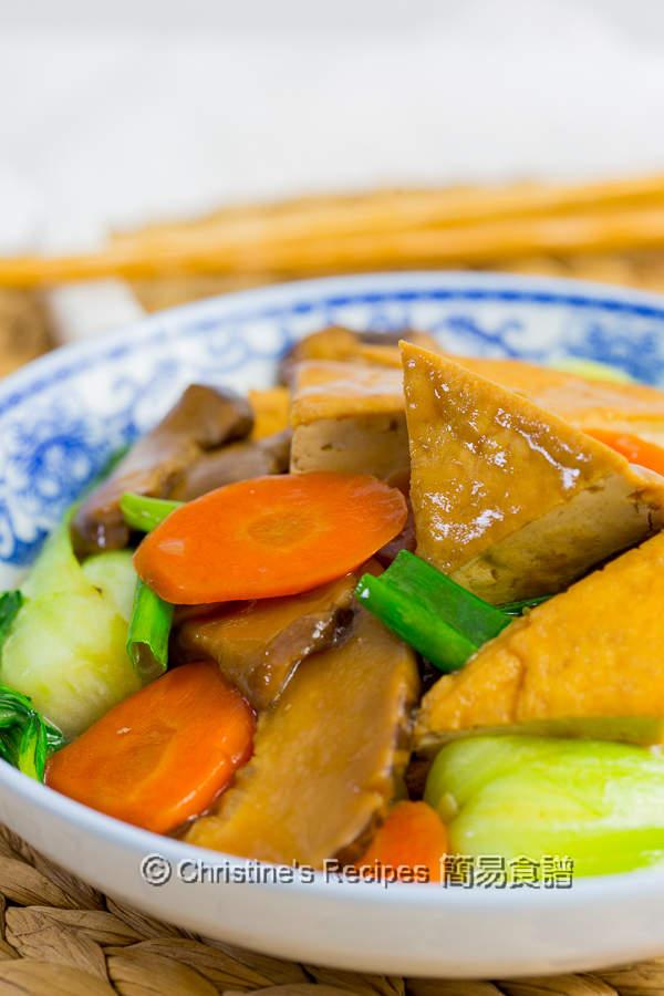 Braised Tofu02