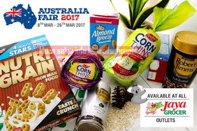 Jaya Grocer Australian Fair 201