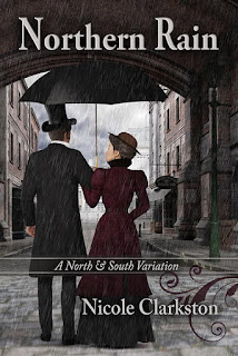 Book cover: Northern Rain by Nicole Clarkston