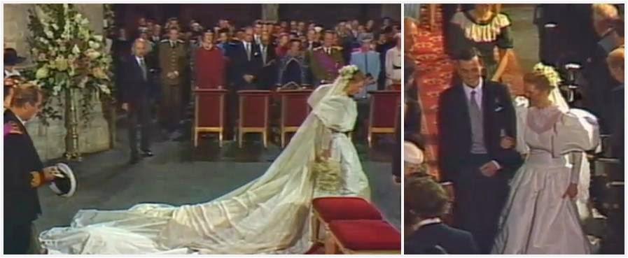 A Classic Belgian Wedding: The Royal Order Of Sartorial Splendor: September 2014