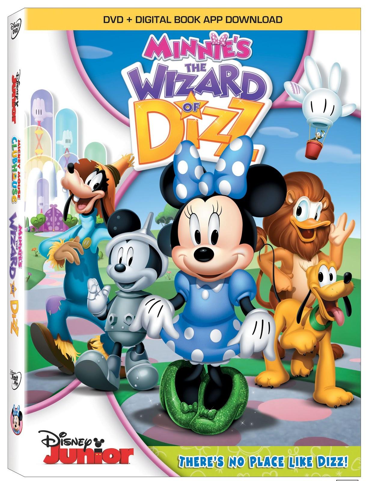 Minnies the Wizard of Dizz (2013)