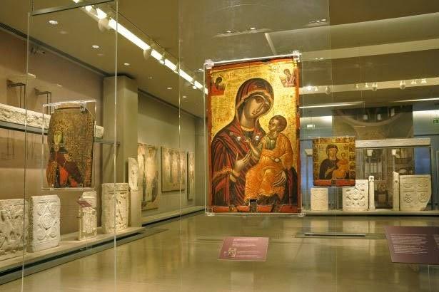 Εικόνες από την Καστοριά στο Βυζαντινό και Χριστιανικό Μουσείο Αθηνών