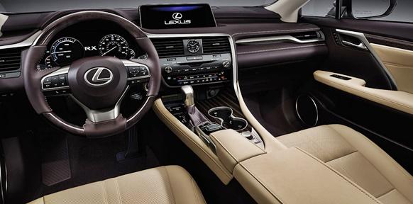 2018 lexus gx interior. perfect lexus 2018 lexus rx hybrid suv feature in lexus gx interior