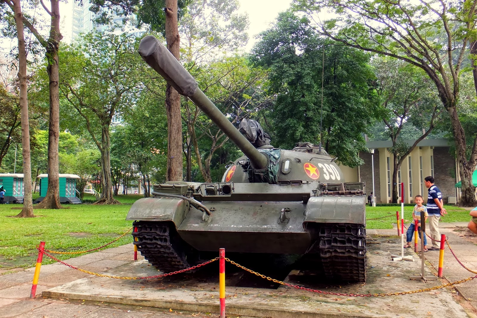 t59-tank-vietnam 59式戦車