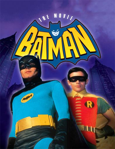 Ver Batman: La película (1966) Online