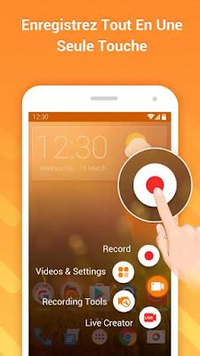 تحميل أخر إصدار تطبيق تصوير الشاشة DU Recorder تحديث 1.7.5.5 إضافات جديدة برابط مباشر