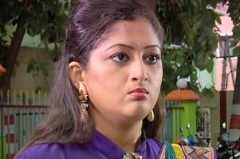 Prakash teases and warns Gayathri   Best of Deivamagal