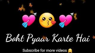 Bahut Pyar Karte Hain - Sad Song