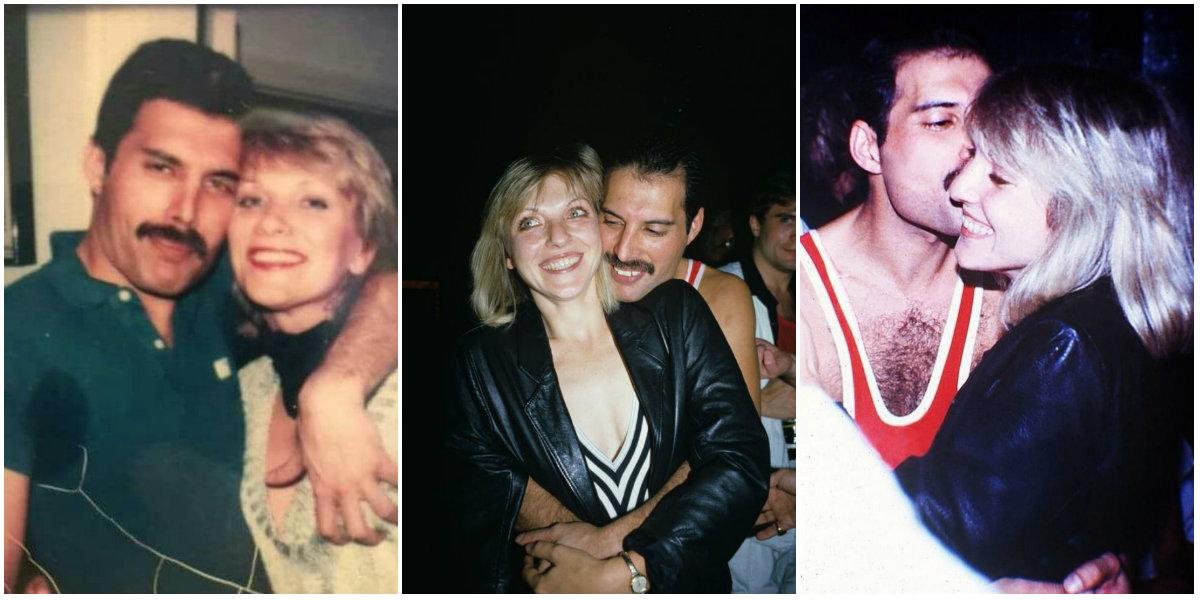 25 Romantic Photos Of Freddie Mercury With Mary Austin The Woman