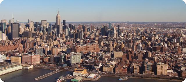 New York / Nova York / Estados Unidos / EUA / Tuor de Helicóptero