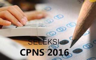 Jadwal Pendaftaran CPNS 2016