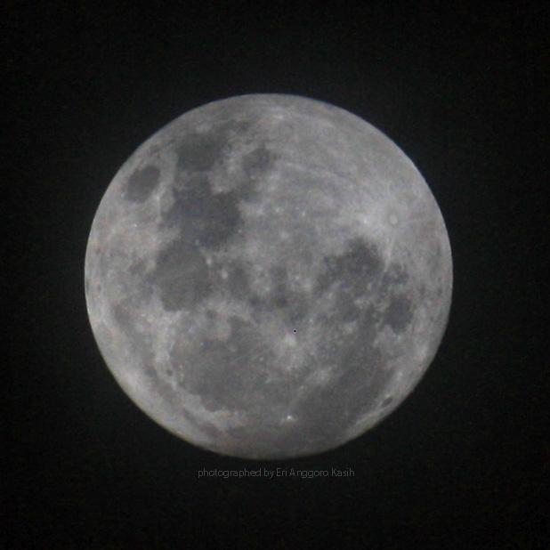 Supermoon as a Natural Astronomical Phenomenon