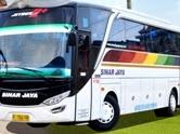Review Bus Sinar Jaya Jakarta-Purwodadi