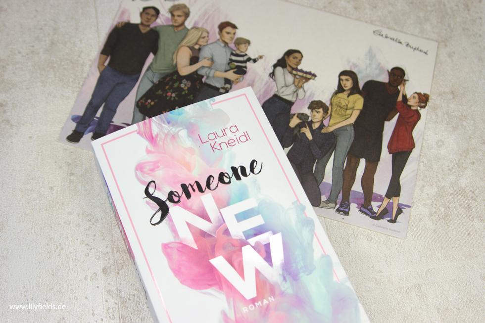 Buchvorstellung - Someone New von Laura Kneidl