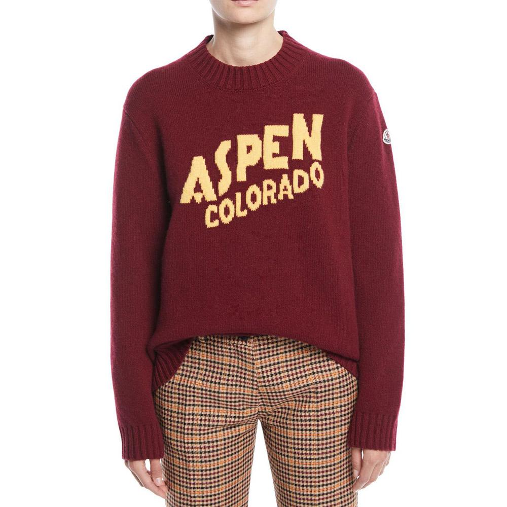 montcler aspen pullover