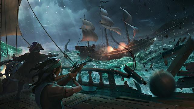 مطور سابق لدى أستوديو Rare يكشف حقائق خطيرة عن لعبة Sea of Thieves و يؤكد عدة تفاصيل مثيرة …