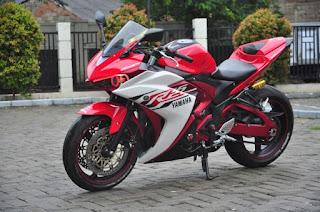 modifikasi motor sport yamaha r25
